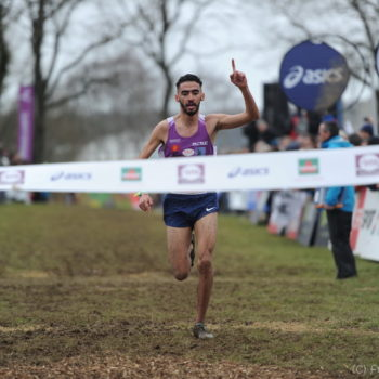 Victoire championnats de France de Cross court 2018 - Plouay